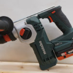 "Metabo 18V SDS-PLUS 1"" Rotary Hammer Drill"