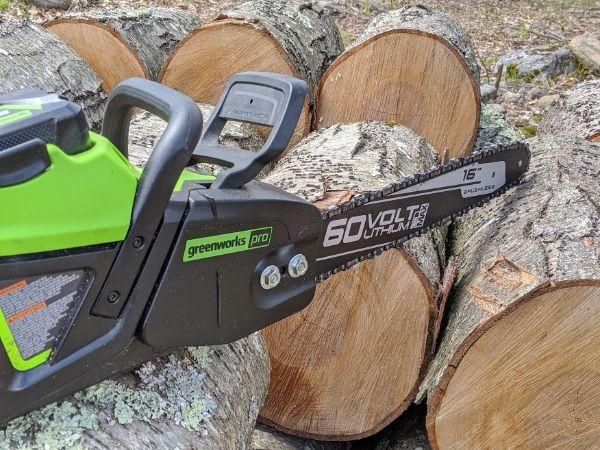 Greenworks 60V Pro Chainsaw