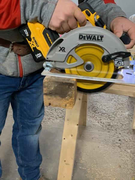 DEWALT DCS574W1 7-¼ in. Circular Saw