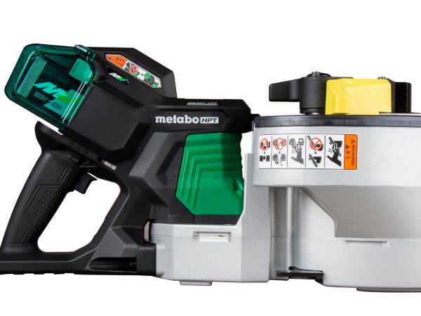 Metabo HPT MultiVolt Rebar Tool
