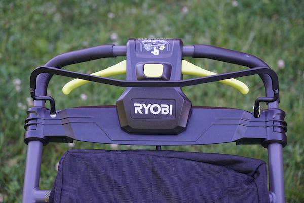 "Ryobi 21"" 40-Volt Cordless Lawnmower"