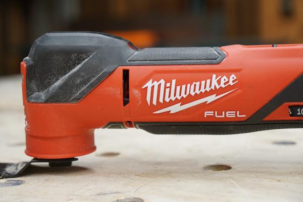Milwaukee FUEL Oscillating Multi-Tool