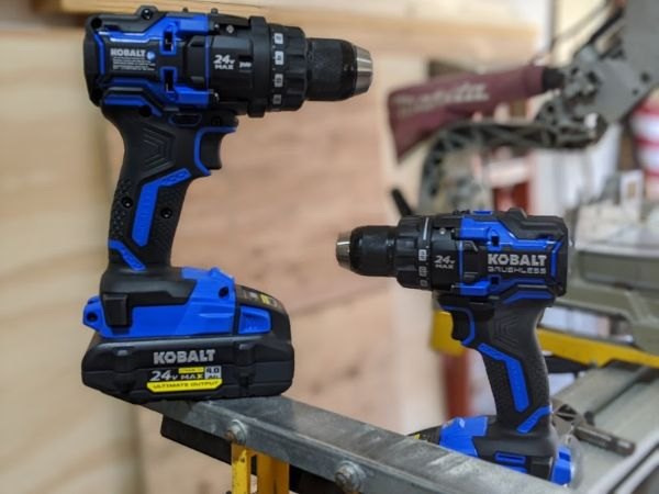 Kobalt XTR 24 Volt Max Drills Review