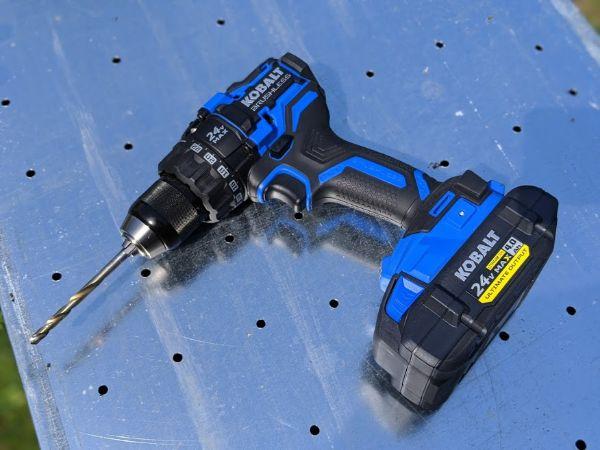 Kobalt XTR 24 Volt Max Review