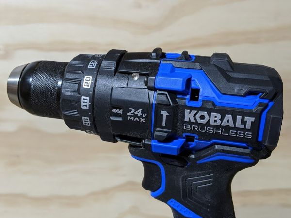 Kobalt XTR 24V Max Drills