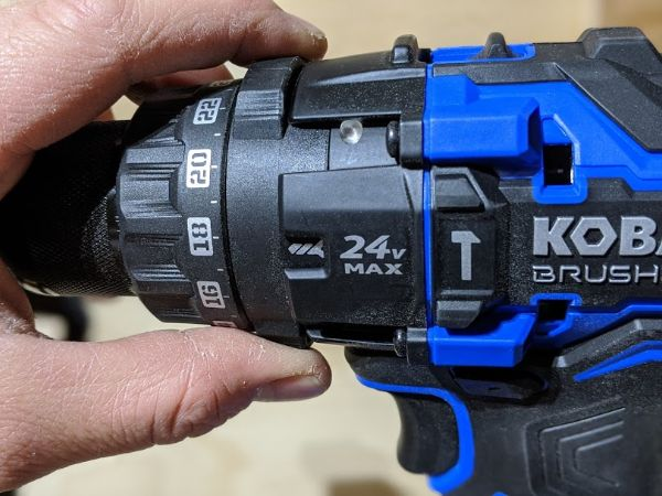 Kobalt XTR 24V Max Drills Review