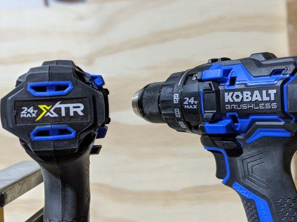 Kobalt XTR 24 Volt Max Drills Review