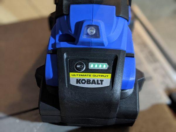 Kobalt XTR 24 Volt Max