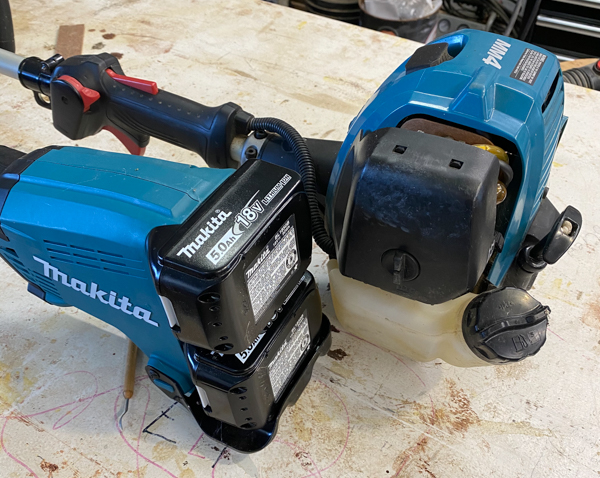 2020 Holiday Tool Gift Guide - Makita Couple Shaft System