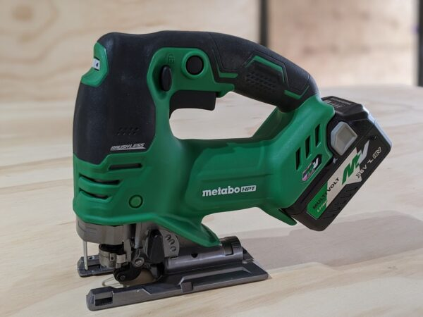 Metabo HPT 36V MultiVolt Brushless Jigsaw Review