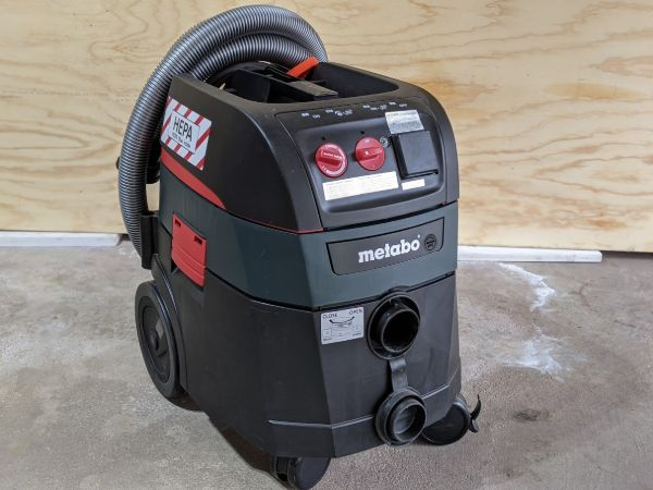 Metabo ASR AutoCleanPlus Vacuum Review