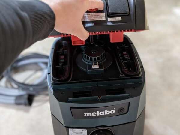 Metabo ASR 35 AutoCleanPlus Vacuum Review