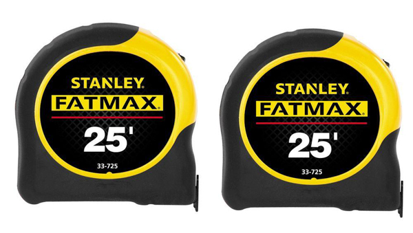 2020 Holiday Tool Gift Guide -Fatmax 2 pack Tape Measures