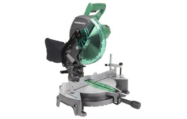"2020 Holiday Tool Gift Guide - Metabo HPT 10"" Miter Saw"