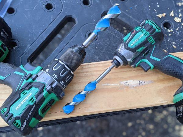 Spyder STINGER Power Bit Review
