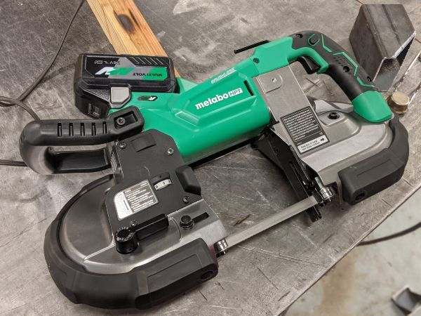MHPT MultiVolt Band Saw Review
