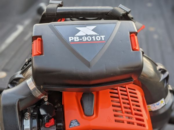 ECHO PN-9010T Backpack Blower Review