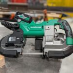 Metabo HPT MultiVolt Band Saw Review