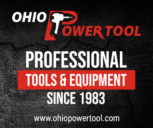 Ohio Power Tool. Professional Tools & Equipment Since 1983.
