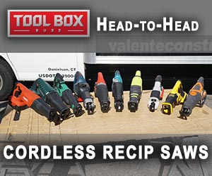 ToolBox Buzz Head-To-Head Cordless Recip Saws