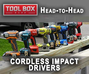 ToolBox Buzz Head-To-Head Cordless Impact Drivers