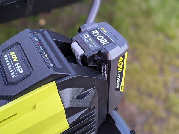 Ryobi 40V HP Auger Review