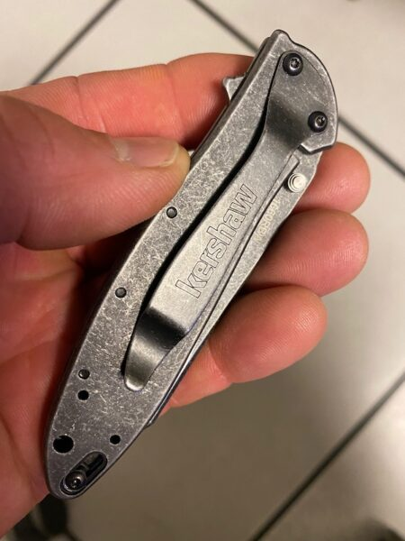Kershaw Random Leek 1660RBW Knife